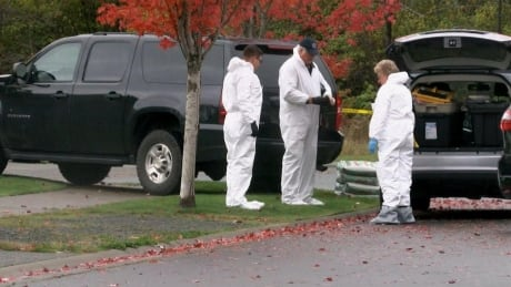 campbell river shooting