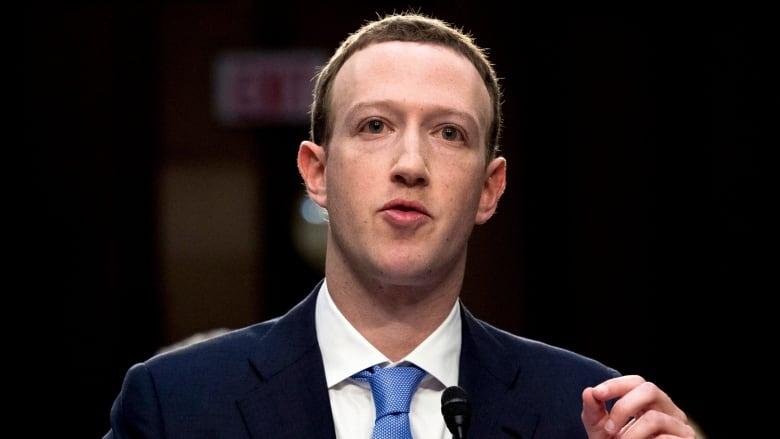 Facebook CEO Mark Zuckerberg delivers speech on free expression