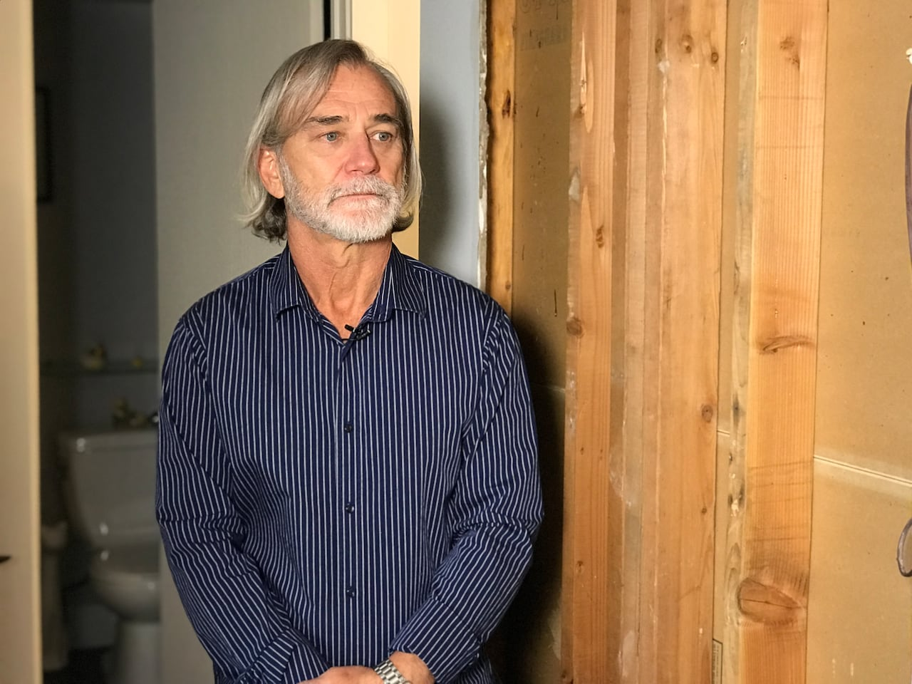 Vancouver man says he's 'stuck living in an unsafe home' after alleged renovation gone wrong