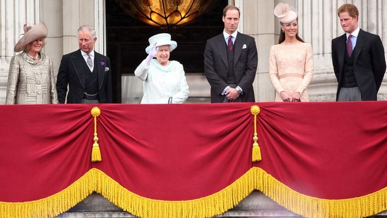 Could the Royal Family shrink?