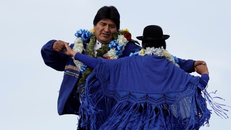 Signs of discontent in Evo Morales's Bolivia as voters head to the polls