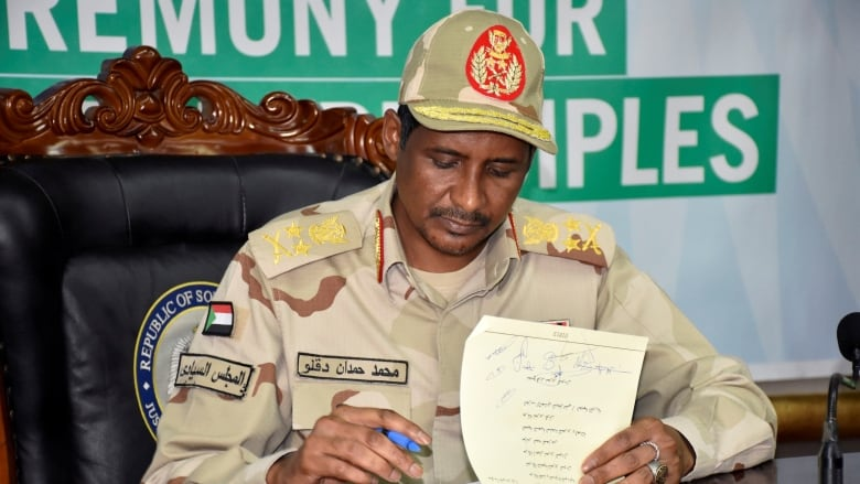 Sudan's rebel faction, government hold 1st round of peace talks