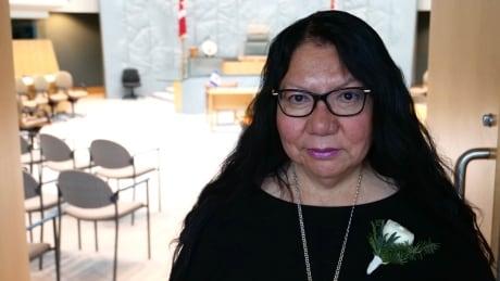 Frieda Martselos, MLA for Thebacha