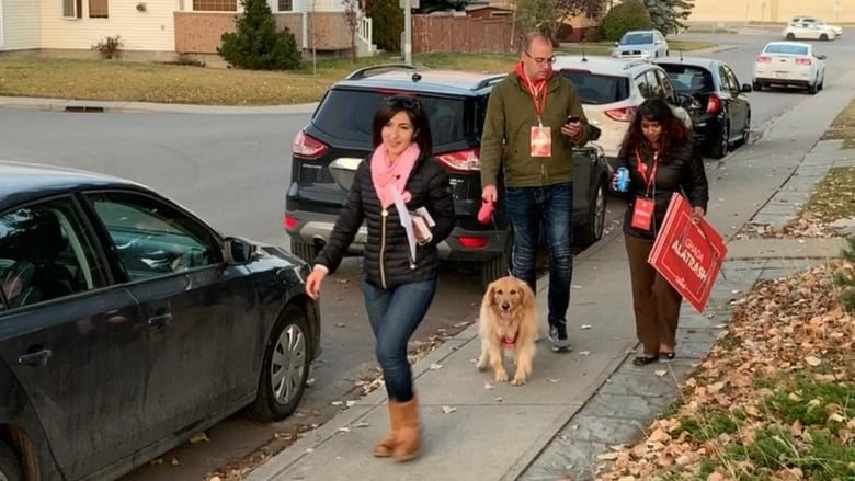 Message from the doorstep: What Albertans are telling the candidates