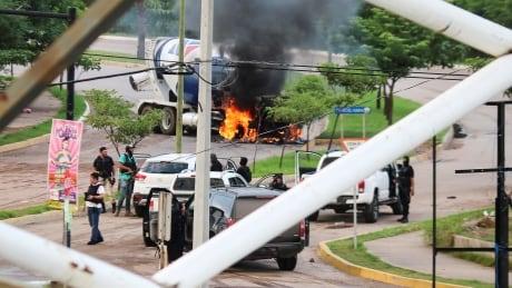 MEXICO-VIOLENCE/SINALOA