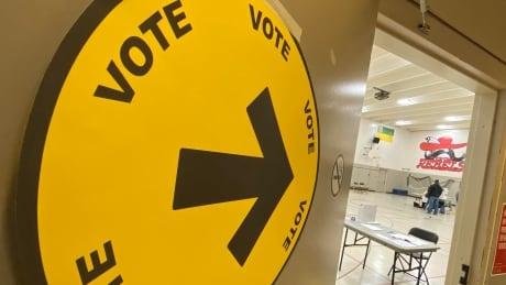 Advance voting