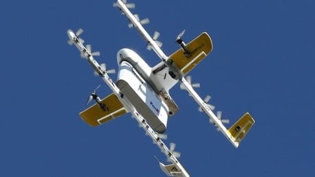 Google-Drone Delivery
