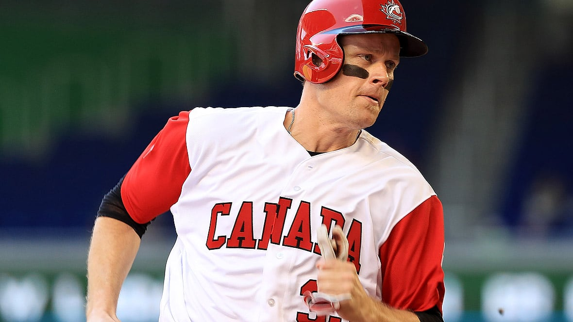 Justin Morneau to miss Canada's Olympic baseball qualifier