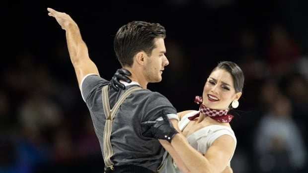 Canada wins bronze in ice dance, pairs at Cup of China