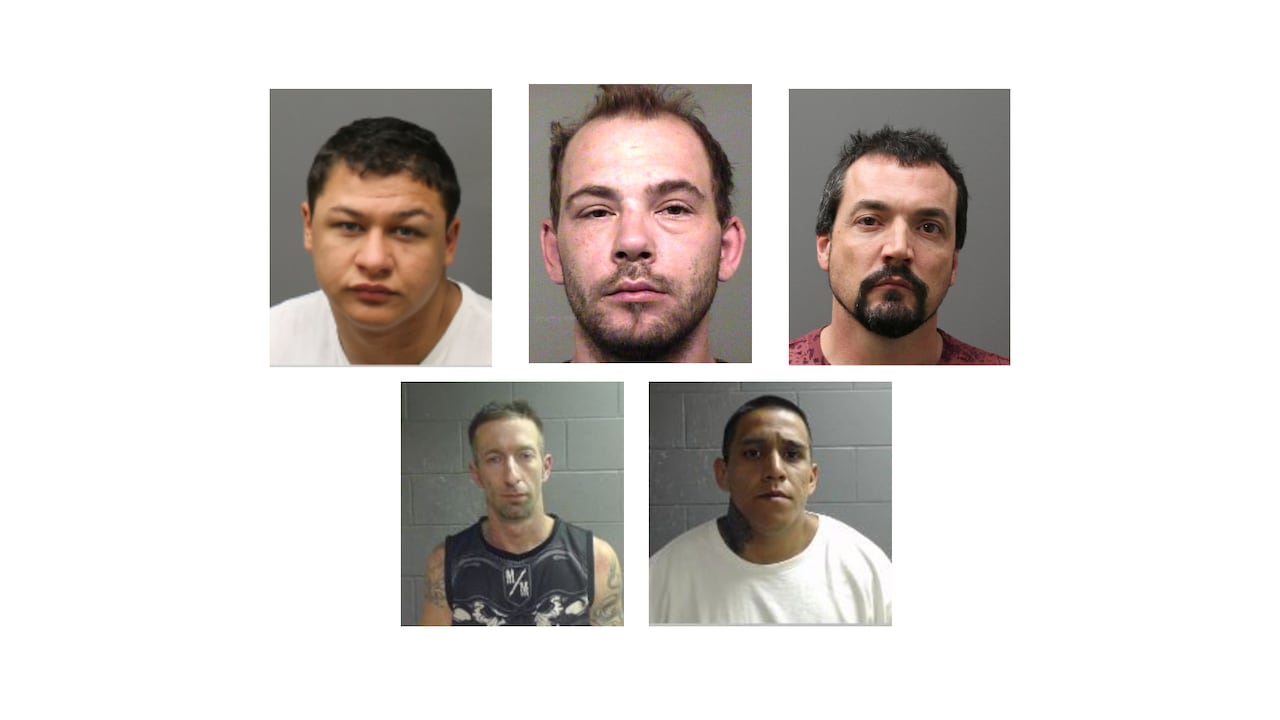 Five suspects arrested and charged for 2018 Kamloops homicide