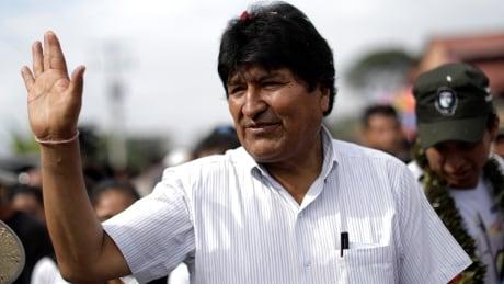 BOLIVIA-ELECTION/