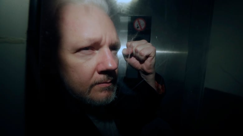 WikiLeaks founder Julian Assange appears in London court over U.S. extradition case