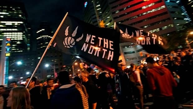 The Toronto Raptors are back, and Canada wants more