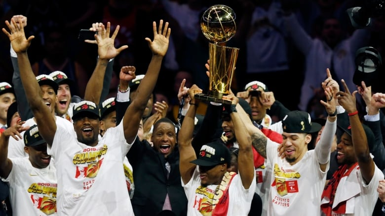 Raptors and fans set for historic night of celebration as new season begins