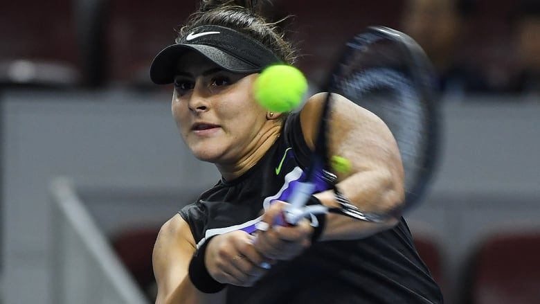 Bianca Andreescu makes Canadian tennis history with No. 4 world ranking