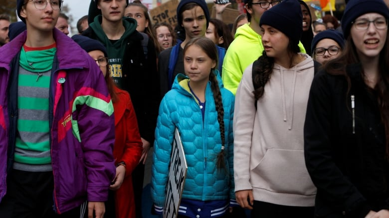 Greta Thunberg to attend Vancouver climate strike, organizers say