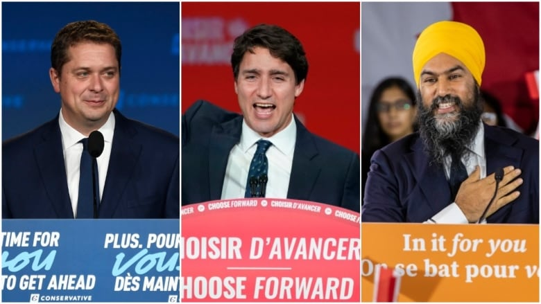 Do the math — Canadians aren't getting the government they're voting for