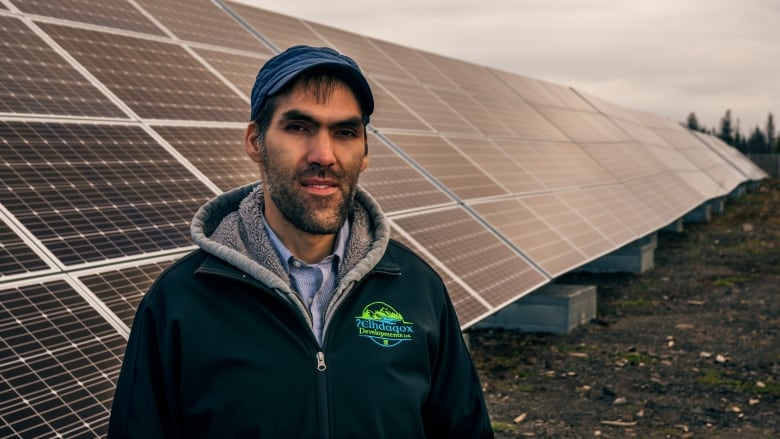 Tŝilhqot'in Nation celebrates completion of solar farm