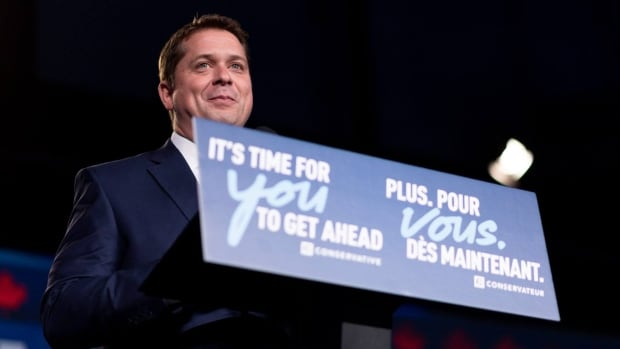 Scheer defends Conservatives' election outcomes thumbnail