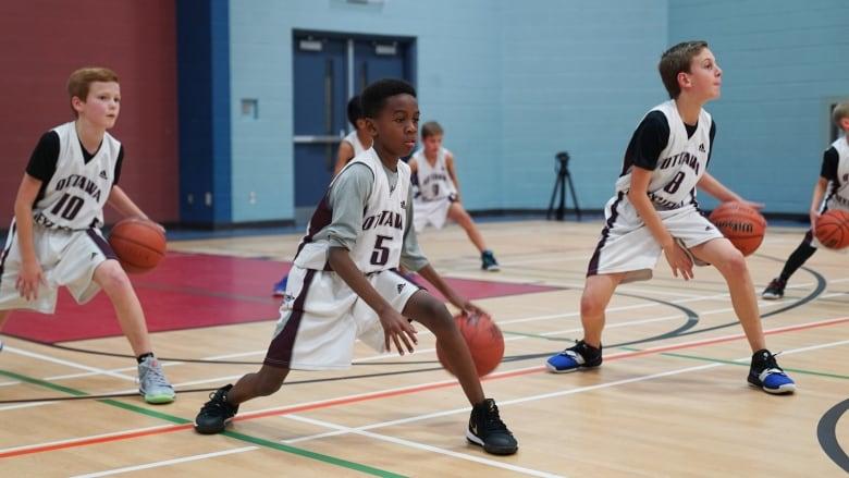 Raptors championship has Ottawa-Gatineau kids rushing to basketball