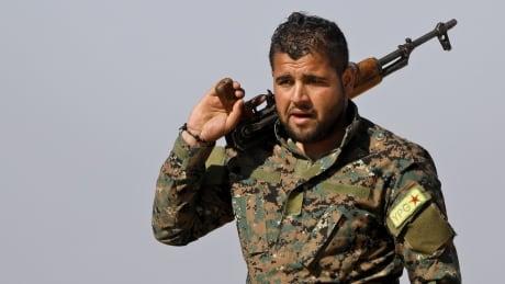 ypg solder syria