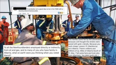 Alberta oil field