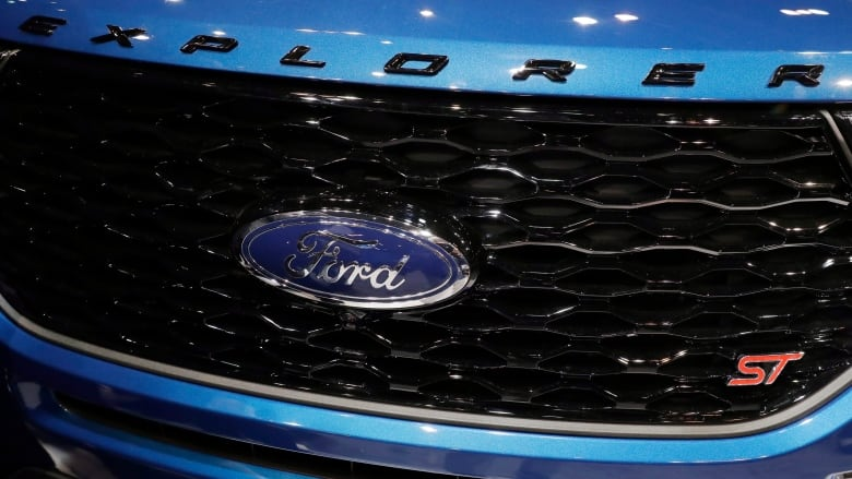 Ford's 3rd quarter profits fall nearly 60% on restructuring costs