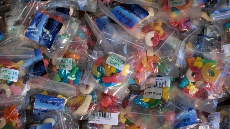 Kids harmed by edible pot: Health Canada