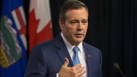Jason Kenney in Oct 2019