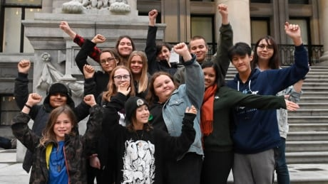 canadian youth lawsuit climate change