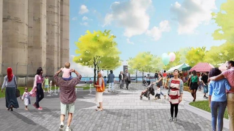 'Better late than never': City pledges $15M for project to make Bathurst Quay 'magnificent'