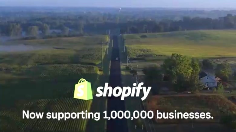 Canadian e-commerce firm Shopify looks set to challenge Amazon
