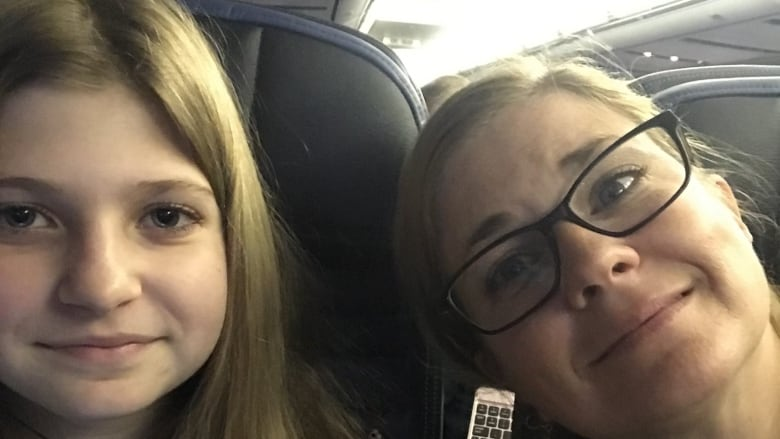 Teen has medical emergency on flight to Halifax. It turned out to be diabetes