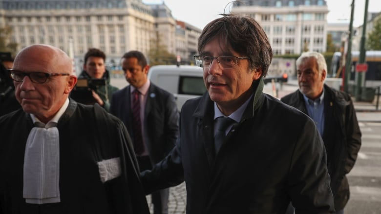 Fugitive Catalan leader Carles Puigdemont officially denied entry into Canada