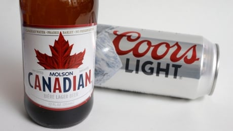 Earns Molson Coors Brewing