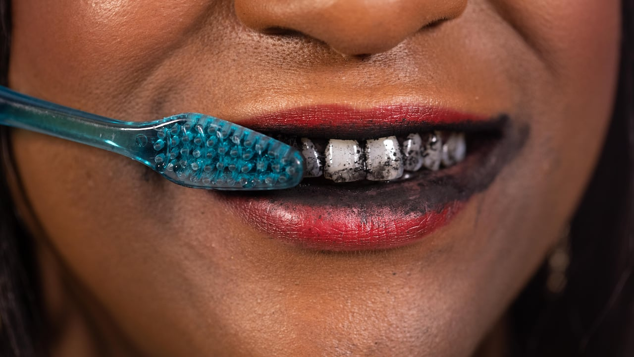 Why Activated Charcoal Products For Your Teeth Could Do More Harm