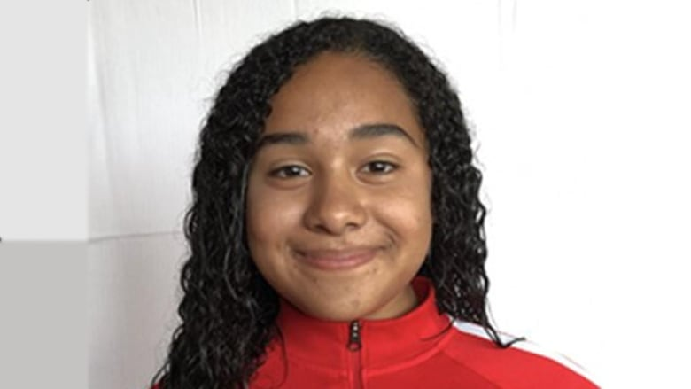 15-year-old Olivia Smith makes history as youngest to play for Canadian women's soccer team
