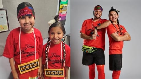 Amazing race Halloween costume