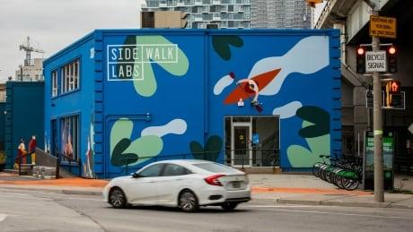 Sidewalk Labs Quayside Waterfront Toronto
