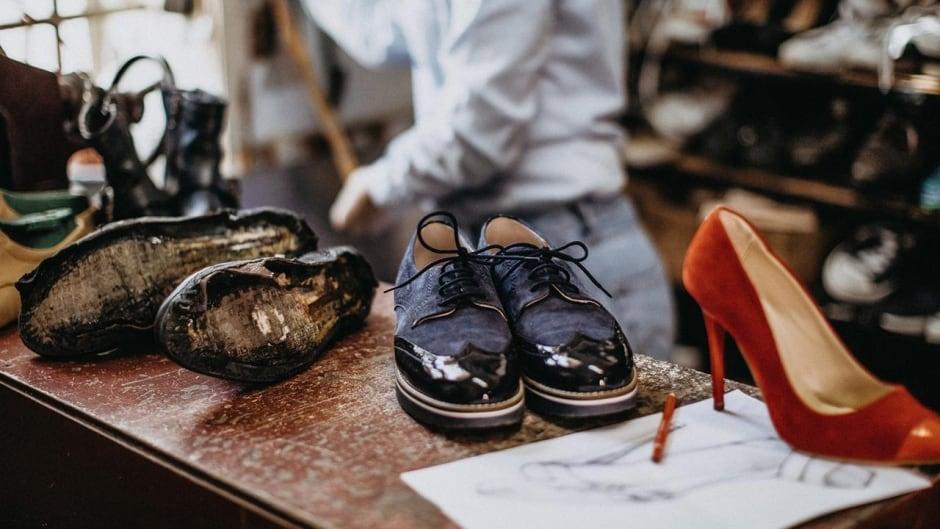 best bag and shoe menders in Toronto