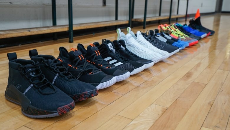 High Performance Basketball Shoes