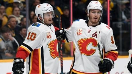 Flames Predators Hockey
