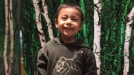 Hunter Straight-Smith, boy stabbed in Winnipeg