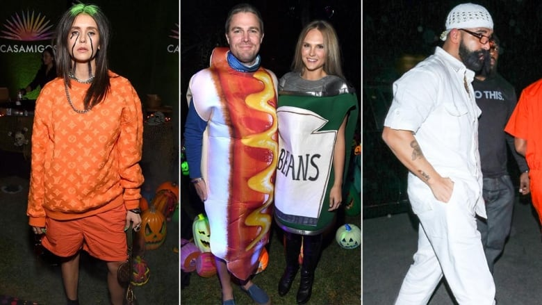 The best Canadian celebrity Halloween costumes of 2019