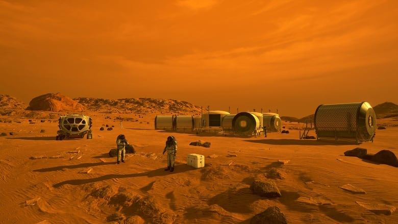 How we'll get to Mars — what's the biggest challenge, money or technology?