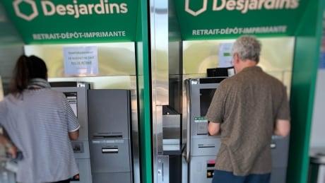 Desjardins ATM generic