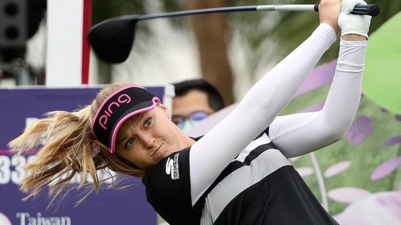Korda takes three-shot lead into final day of Taiwan LPGA