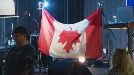 Edmonton Wexit rally