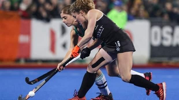 Match Wrap: Canadian women's field hockey team falls to Ireland in Olympic qualifier