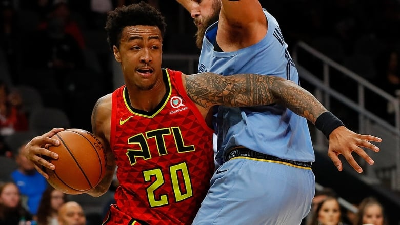 Hawks' Collins suspended 25 games without pay by National Basketball Association